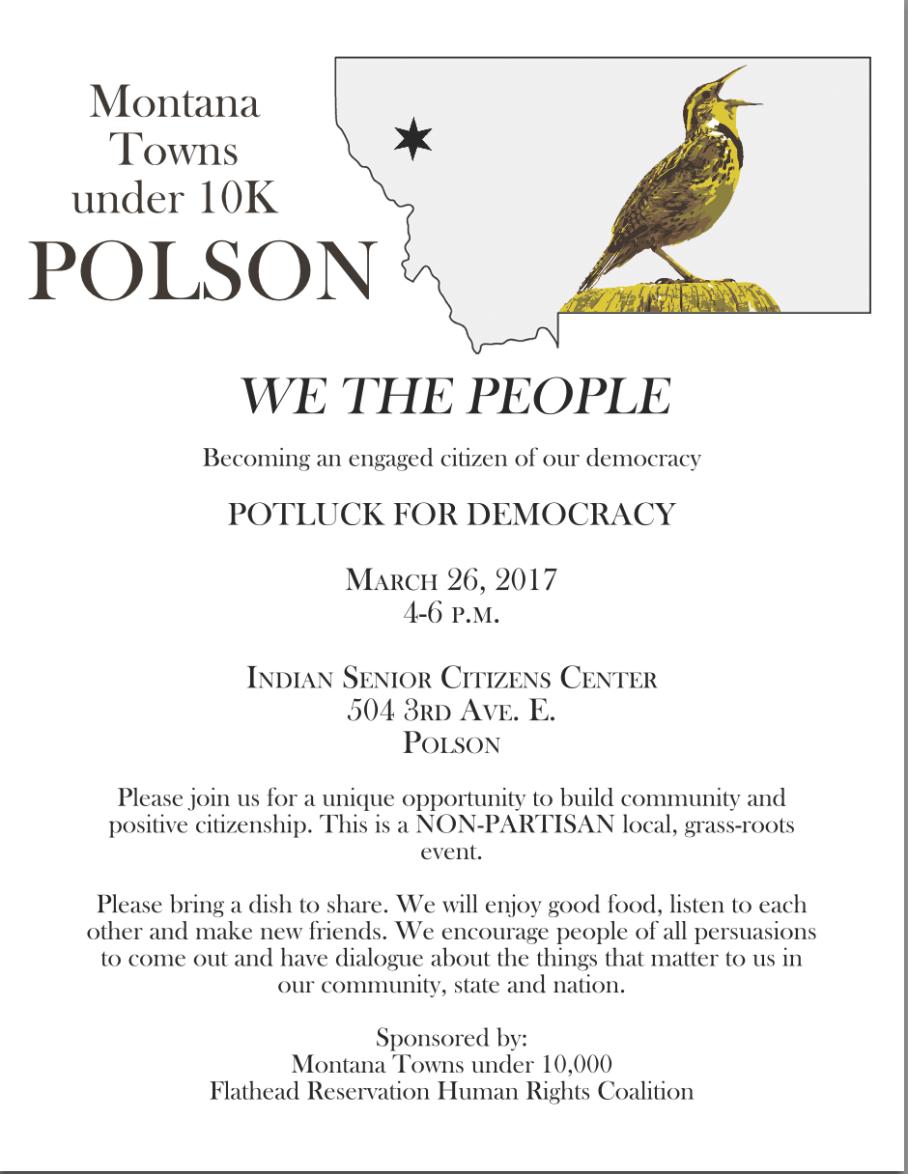 Polson Potluck